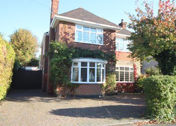 Thumbnail 3 bed detached house for sale in Goosehills Road, Burbage, Hinckley