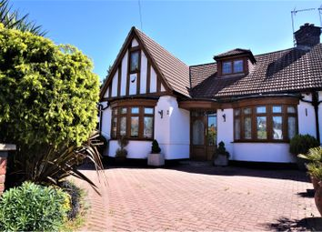 Thumbnail 4 bed semi-detached bungalow for sale in Crossway, Enfield
