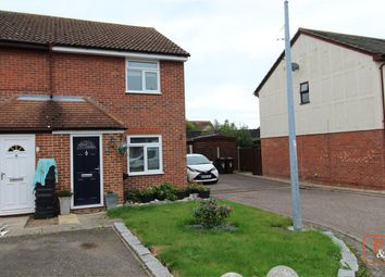 Tortosa Close, Colchester CO2. 2 bed end terrace house for sale