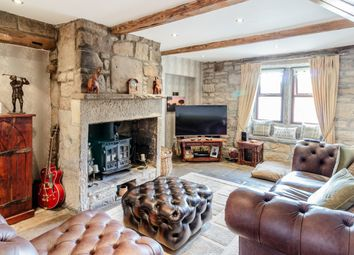 Thumbnail 2 bed country house for sale in Steep Lane, Sowerby Bridge, West Yorkshire