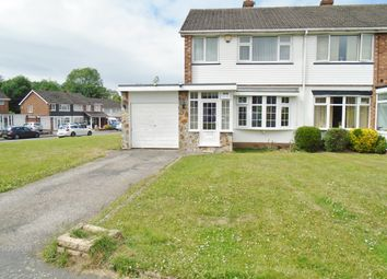 Thumbnail 3 bed semi-detached house to rent in Ingestre Drive, Great Barr