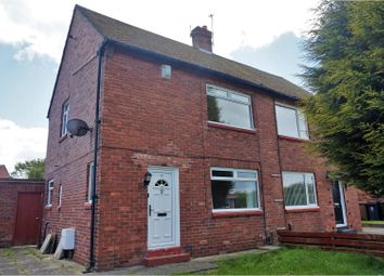 Thumbnail 3 bedroom semi-detached house for sale in Brenkley Avenue, Newcastle Upon Tyne