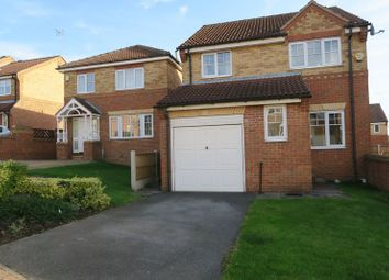 Thumbnail 3 bed detached house to rent in Dunnock Croft, Morley, Leeds