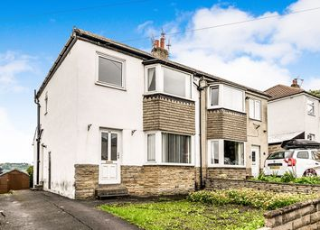 Thumbnail 3 bedroom semi-detached house to rent in Grange Crescent, Riddlesden, Keighley