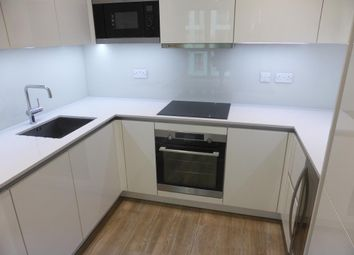 Thumbnail 1 bed flat to rent in Distel Apartments, Enderby Wharf, Greenwich, London