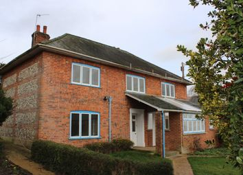 Thumbnail 4 bed farmhouse to rent in Binley, Andover