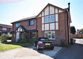 Thumbnail 2 bed semi-detached house for sale in Ashford Road, Whitwick, Coalville