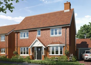 Thumbnail 4 bed detached house for sale in New Road, Hailsham