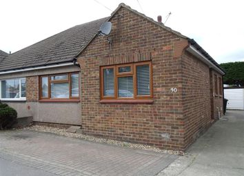 Thumbnail 2 bed bungalow for sale in Gore Road, Dartford, Kent