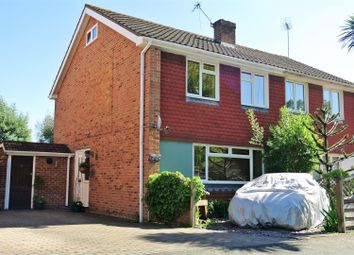 Thumbnail 3 bed semi-detached house for sale in Sandy Road, Addlestone