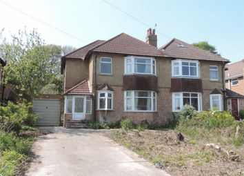 Thumbnail 3 bed semi-detached house for sale in Knebworth Road, Bexhill On Sea, East Sussex