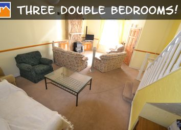 Thumbnail 3 bed property to rent in Arthur Street, Roath, Cardiff
