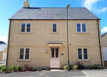 """Thumbnail 4 bed detached house for sale in """"Kingscote"""" at Quercus Road, Tetbury"""