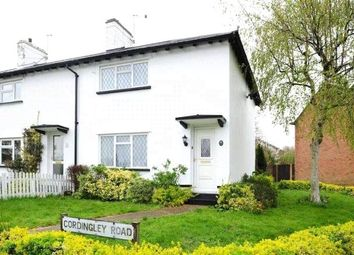 2 bed end terrace house to rent in Cordingley Road, Ruislip, Middlesex HA4