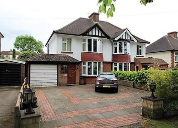 Thumbnail 3 bed semi-detached house for sale in Spur Road, Orpington, Kent