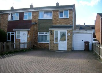 Thumbnail 3 bed end terrace house for sale in Winston Road, Strood, Kent