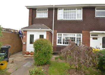 Thumbnail 3 bed end terrace house for sale in Tamar Rise, Chelmsford