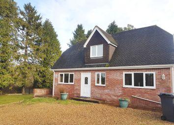 Thumbnail 2 bed bungalow to rent in Dunbridge Road, Lockerley, Romsey