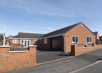 Thumbnail 4 bed bungalow for sale in Fackley Way, Stanton Hill, Sutton-In-Ashfield, Nottinghamshire