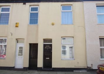 Thumbnail 2 bed terraced house to rent in Lockhart Road, Preston