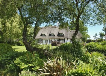 Thumbnail 4 bedroom cottage for sale in Lyndhurst Road, Beaulieu