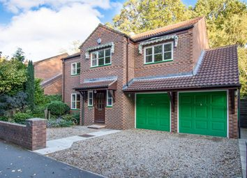 Thumbnail 5 bed detached house for sale in Acomb Wood Drive, Woodthorpe, York