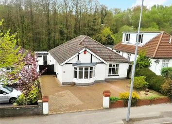 Thumbnail 3 bed detached bungalow for sale in Rhydypenau Road, Cyncoed, Cardiff