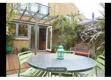Thumbnail 4 bed end terrace house to rent in Highbridge Wharf, London