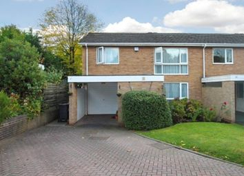 Thumbnail 4 bed town house to rent in Greville Drive, Edgbaston
