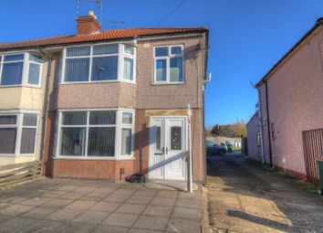 3 bed semi-detached house for sale in Dovedale Avenue, Coventry CV6