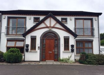 Thumbnail 2 bed flat to rent in Inver Court, Belfast