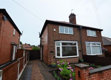 Thumbnail 2 bedroom semi-detached house for sale in Shropshire Avenue, Chaddesden, Derby