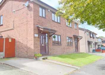 Thumbnail 3 bed semi-detached house for sale in Shelley Road, Blacon, Chester