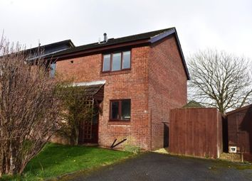 Thumbnail 2 bedroom property to rent in Monnow Close, Milford Haven