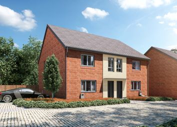 Thumbnail 2 bed town house for sale in Bulwell Lane, Nottingham