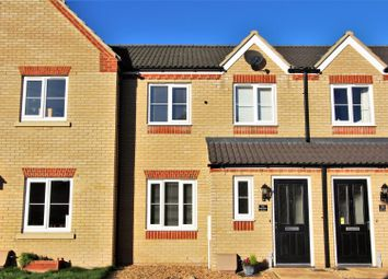 Thumbnail 3 bedroom terraced house to rent in Bath Close, Bourne