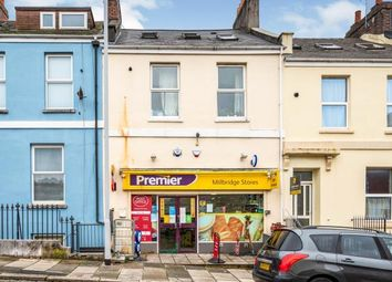 Thumbnail 3 bed maisonette for sale in Stoke, Plymouth, Devon