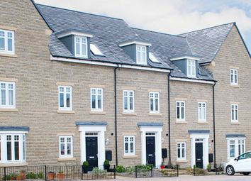 """Thumbnail 3 bed terraced house for sale in """"Greenwood"""" at Tranby Park, Jenny Brough Lane, Hessle"""