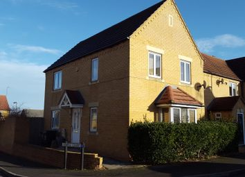 Thumbnail 3 bed town house to rent in Temple Court, Rushden