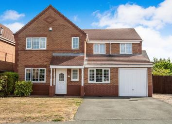 Thumbnail 4 bed detached house for sale in Masefield Way, Elworth, Sandbach, Cheshire