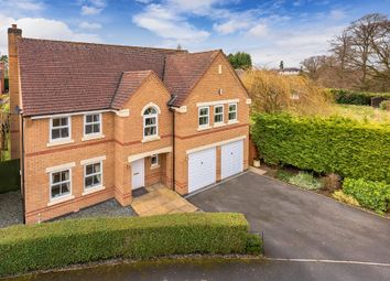 Thumbnail 5 bed detached house for sale in Sweet Chariot Way, Wellington, Telford, Shropshire