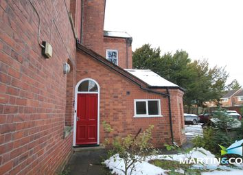 Thumbnail 1 bed flat to rent in Parkside, Court Oak Road, Harborne