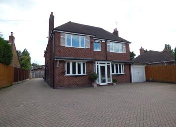 Thumbnail 4 bedroom detached house for sale in Stourbridge Road, Halesowen, West Midlands