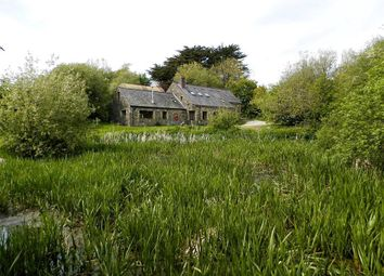 Thumbnail 3 bed farmhouse for sale in Cei Bach, Llanarth, Ceredigion