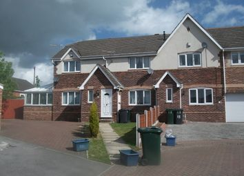 Thumbnail 2 bed town house to rent in Larkhill Close, Parkgate, Rotherham