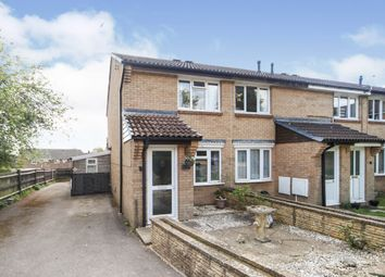 Thumbnail 2 bed end terrace house for sale in Gainsborough Way, Yeovil