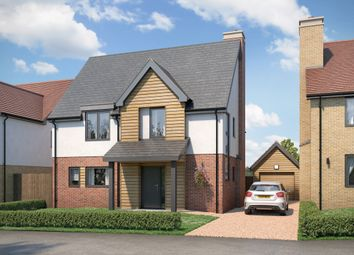 Thumbnail 3 bed detached house for sale in Plot 5, Dukes Park, Duke Street, Hintlesham, Ipswich, Suffolk