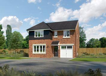 "Thumbnail 4 bedroom detached house for sale in ""Dukeswood II"" at Whittingham Lane, Broughton, Preston"