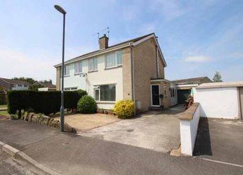 Thumbnail 3 bed semi-detached house for sale in Bloomfield Avenue, Bath, Somerset