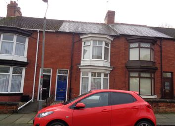 Thumbnail 3 bedroom terraced house for sale in Raby Gardens, Shildon